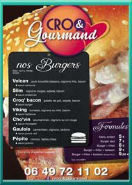 food-truck Croq & Gourmand